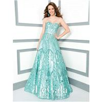 Water Tony Bowl Le Gala Gowns Long Island Le Gala by Mon Cheri 116537 Le Gala Prom by Mon Cheri - To