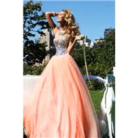 2017 Shimmery Sweetheart Luxurious Prom Dress Bodice With Rhinestone Floor Length online In Canada P