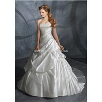 Mori Lee Wedding Dresses - Style 2913 - Formal Day Dresses|Unique Wedding  Dresses|Bonny Wedding Par