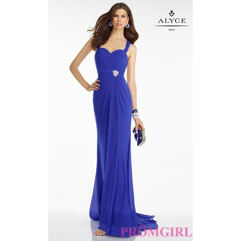 My Stuff, Open Back Long Alyce Prom Dress - Discount Evening Dresses |Shop Designers Prom Dresses|Ev