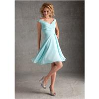 Mori Lee Bridesmaids Long Angelina Faccenda Bridesmaids by Mori Lee 204240 - Fantastic Bridesmaid Dr