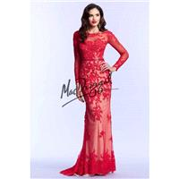 Mac Duggal - Style 62062M - Formal Day Dresses|Unique Wedding  Dresses|Bonny Wedding Party Dresses