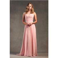 Style 1700573 by LQ Designs - Illusion back Floor Sweetheart  Illusion Occasions - Bridesmaid Dress