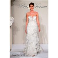 Pnina Tornai 2013 Style 4207 -  Designer Wedding Dresses|Compelling Evening Dresses|Colorful Prom Dr