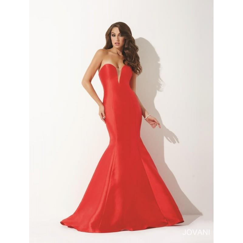 My Stuff, Red Sugarplum Jovani Prom 31508 Jovani Prom - Top Design Dress Online Shop