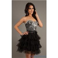 Classical Affordable Mermaid Strapless Crystal 2013 Prom/homecoming/quinceanera Dresses Jovani 9723