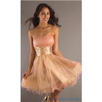 2014 Fashion Tulle Red A-line Empire Sweetheart Strapless Evening/celebrity/formal Dress Party Time