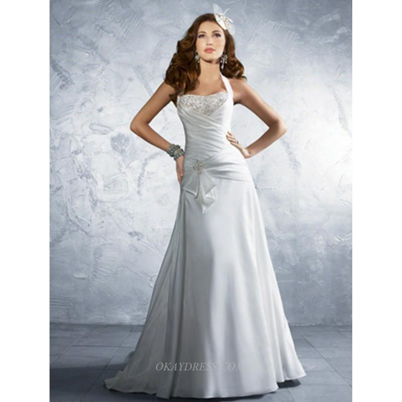 My Stuff, Alfred Angelo 2181 Bridal Gown (2011) (AA11_2181BG) - Crazy Sale Formal Dresses|Special We