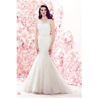Mikaella Bridal 1859 Bridal Gown (2014) (MK14_1859BG) - Crazy Sale Formal Dresses|Special Wedding Dr