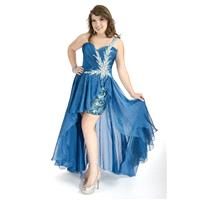 6254 Party Time Plus Midnight Blue Size 18W In Stock - HyperDress.com