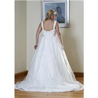 romantica-silhouette-2014-marguerite-back - Stunning Cheap Wedding Dresses|Dresses On sale|Various B