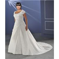 Bonny Unforgettable 1002 Plus Size Wedding Dress - Crazy Sale Bridal Dresses|Special Wedding Dresses