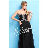 Long Chiffon Gown by Flash by Mac Duggal 64625L - Bonny Evening Dresses Online