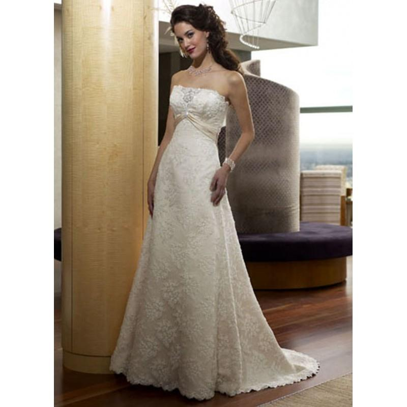 My Stuff, Maggie Sottero GraceLynette Bridal Gown (2011) (MS11_GraceLynetteBG) - Crazy Sale Formal D