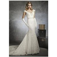Justin Alexander 8654 - Charming Custom-made Dresses|Princess Wedding Dresses|Discount Wedding Dress