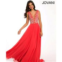 Coral Jovani Prom 99155 - Brand Wedding Store Online