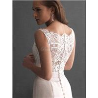 Allure Bridal Fall 2013 - Style 2655 - Elegant Wedding Dresses|Charming Gowns 2017|Demure Prom Dress