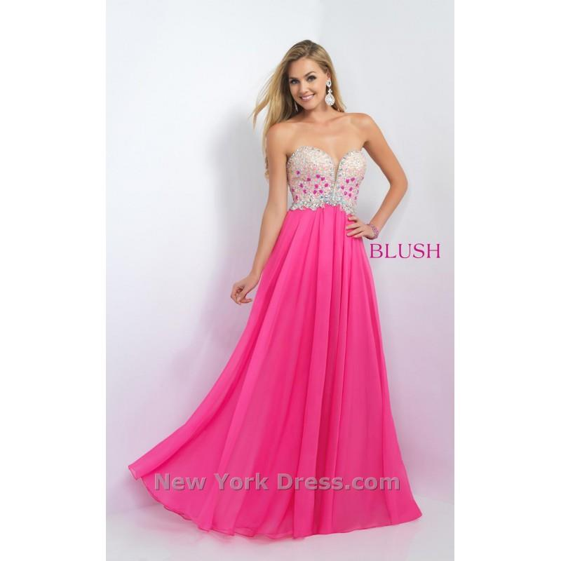 My Stuff, Blush 11097 - Charming Wedding Party Dresses|Unique Celebrity Dresses|Gowns for Bridesmaid