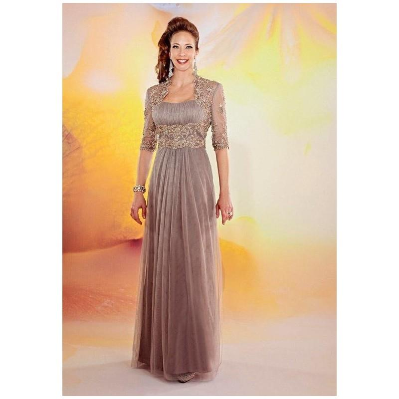 My Stuff, Beautiful Mothers by Mary's M2465 Mother Of The Bride Dress - The Knot - Formal Bridesmaid