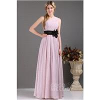Hot Selling Sheath-Column One Shoulder Chiffon Bridesmaids Dress COSF14001 - Top Designer Wedding On