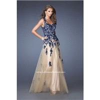 La Femme 19922 Dress - Brand Prom Dresses|Beaded Evening Dresses|Charming Party Dresses