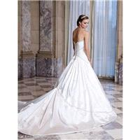 Sweetheart Ruffles Sleeveless Court Trains Satin,Chiffon Wedding Dresses In Canada Wedding Dress Pri