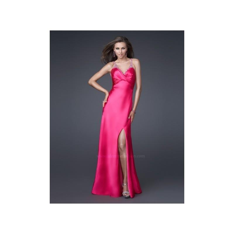 My Stuff, La Femme 16347 - Brand Prom Dresses|Beaded Evening Dresses|Charming Party Dresses