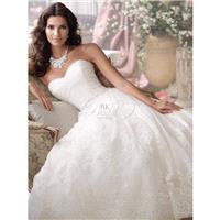 David Tutera for Mon Cheri Spring 2014 - Style 114289 Vera - Elegant Wedding Dresses|Charming Gowns