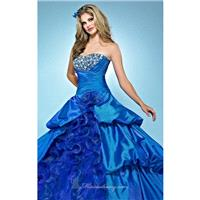 Layered Tulle Dress by Landa Designs Quinceanera AQ02 - Bonny Evening Dresses Online