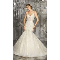 Morilee by Madeline Gardner 8176 Fall/Winter 2017 Mihailia Wedding Dress Sweetheart Chapel Train Swe