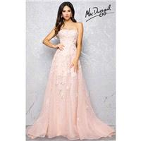 Blush Mac Duggal 50410D - Customize Your Prom Dress