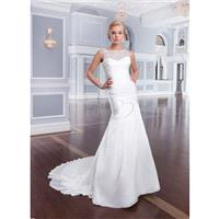 Lillian West Spring 2014 Style 6312 - Elegant Wedding Dresses|Charming Gowns 2017|Demure Prom Dresse