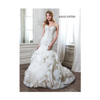 Sottero and Midgley Maggie Bridal by Maggie Sottero Aurora-5MT153 - Fantastic Bridesmaid Dresses|New