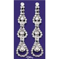 Sassy South Jewelry J1901E1S Sassy South Jewelry - Earings - Rich Your Wedding Day