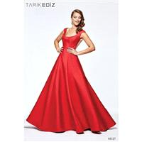Tarik Ediz 93127 Tarik Ediz - Top Design Dress Online Shop