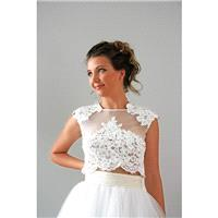 Portia Lace Bodice - Hand-made Beautiful Dresses|Unique Design Clothing