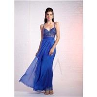 LM Collection HY1230 Blueberry,Carnation Dress - The Unique Prom Store
