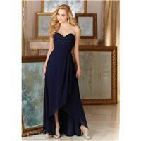 Black Mori Lee Bridesmaids 142 - Brand Wedding Store Online