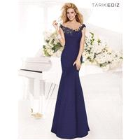 Tarik Ediz 92342 - Mermaid Long Social and Evenings Tarik Ediz Dress - 2017 New Wedding Dresses