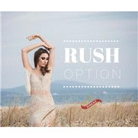 Rush Option - Hand-made Beautiful Dresses|Unique Design Clothing