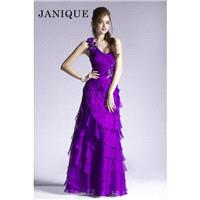 Purple Janique J131 - Brand Wedding Store Online