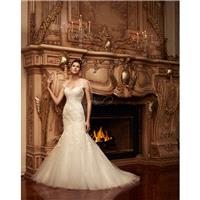 Casablanca Bridal Spring 2013 - Style- 2113 - Elegant Wedding Dresses|Charming Gowns 2017|Demure Pro
