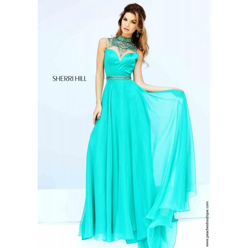 My Stuff, Sherri Hill 32144 Prom Dress - Sherri Hill Prom Dress - 2017 New Wedding Dresses