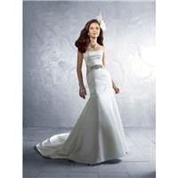 Dream in Color Bridal Collection by Alfred Angelo - Style 2185 - Elegant Wedding Dresses|Charming Go