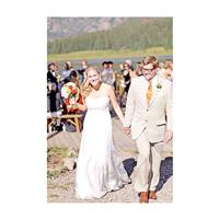 Katy & Randy in Vail, CO - Stunning Cheap Wedding Dresses|Prom Dresses On sale|Various Bridal Dresse
