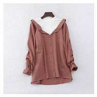 Oversized Vogue Trendy Fall Casual Top - beenono.com