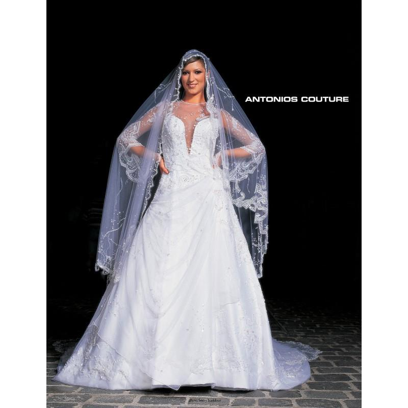 My Stuff, Antonios Couture 105 - Wedding Dresses 2017,Cheap Bridal Gowns,Prom Dresses On Sale