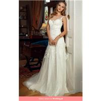Bien Savvy - 0547 Sweet Beauty Let Me Love You Floor Length Boat Classic Sleeveless Long - Formal Br