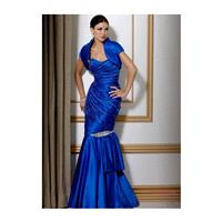 Classical Cheap New Style Jovani Prom Dresses Satin Couture Evening Gown With Jewel Detail, Style 15