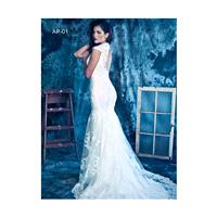 Jonathan James Couture ap-01 - Wedding Dresses 2017,Cheap Bridal Gowns,Prom Dresses On Sale